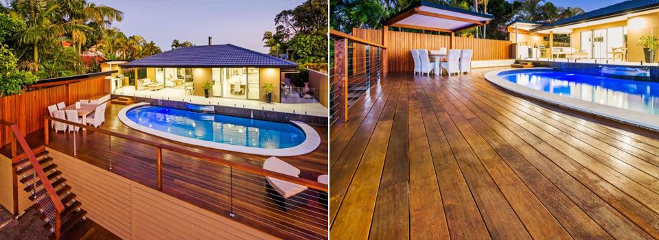 Terrassenholz24 Pool Und Terrasse